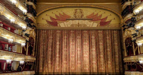 مسرح البولشوي - موسكو